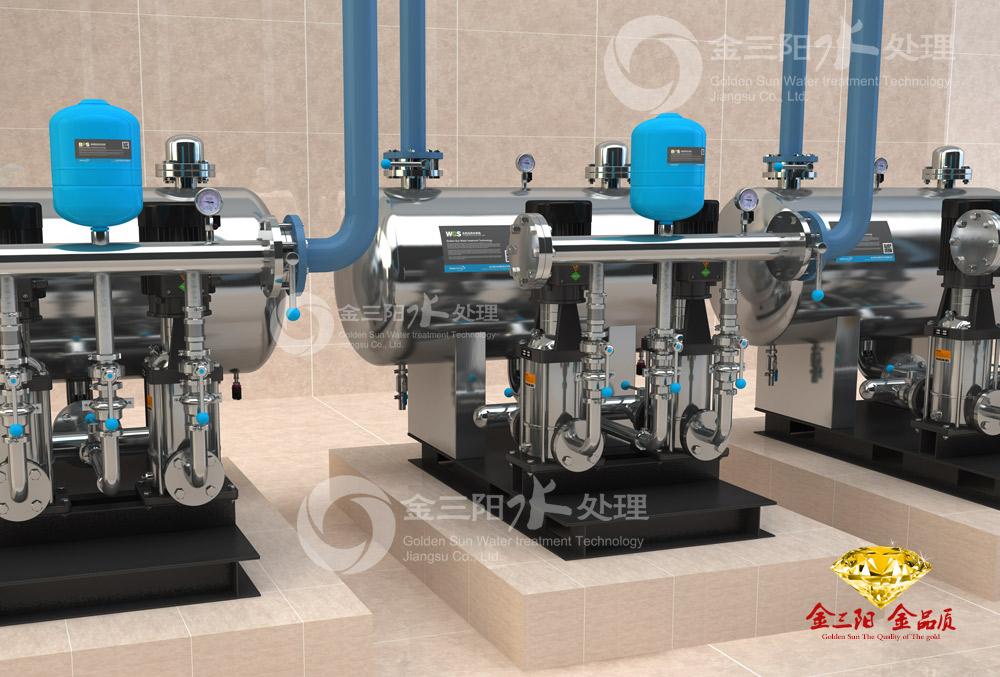 无负压供水设备,无负压变频供水设备