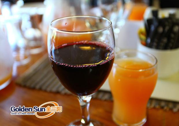 食品饮料、酿酒用水软化