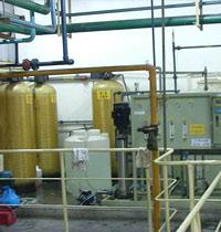 电镀涂装行业用水设备