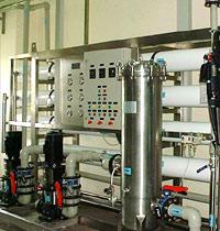 电子半导体行业超纯水制取设备