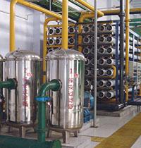 电厂锅炉行业用水制取设备
