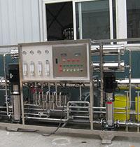 光电行业用水制取设备
