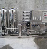RO(反渗透)生活饮用纯净水制取设备